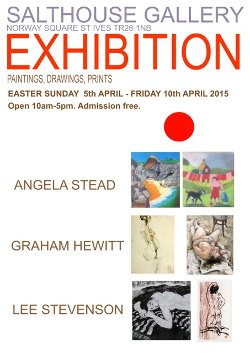 Salthouse Gallery poster