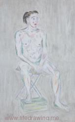 James Lee, Artist, Norbu Art Studio, Penzance, Cornwall, Oil Paintings, Mother and Child, British artists, Cornish artists, figurative paintings, figurative artists, figurative art, figurative artworks, expressionism, expressionist paintings, expressionist art, colourists, colour, Cornish galleries, Circa 21 Gallery, Myrtle Woodcraft, 2016, Tate Gallery, Newlyn Art Gallery, Interior Design, Female Figures in Interiors, Female Figures in Exteriors, Line Drawings, Summer 2016, Art Exhibitions